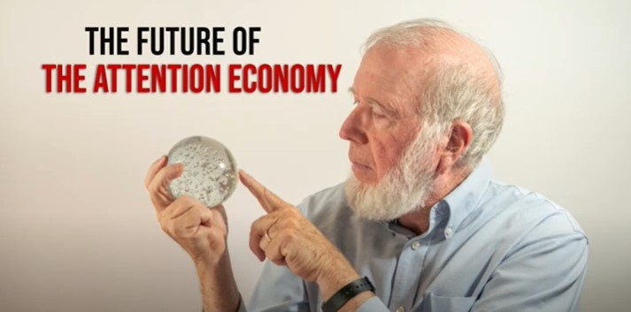 The future of the attention economy - Kevin Kelly